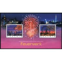 2006 Austria Fuochi d'artificio Swarovski join iusse Hong Kong