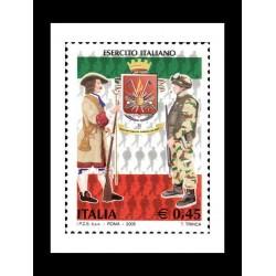2005 Esercito italiano MNH/**
