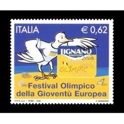 2005 festival olimpico Gioventù Europea MNH/**