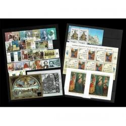 2009 Vaticano annata completissima 2 BF + 3 MF + 2 Libretti