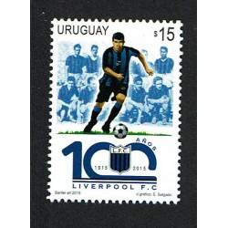 2015 Uruguay Calcio Liverpool Football Club
