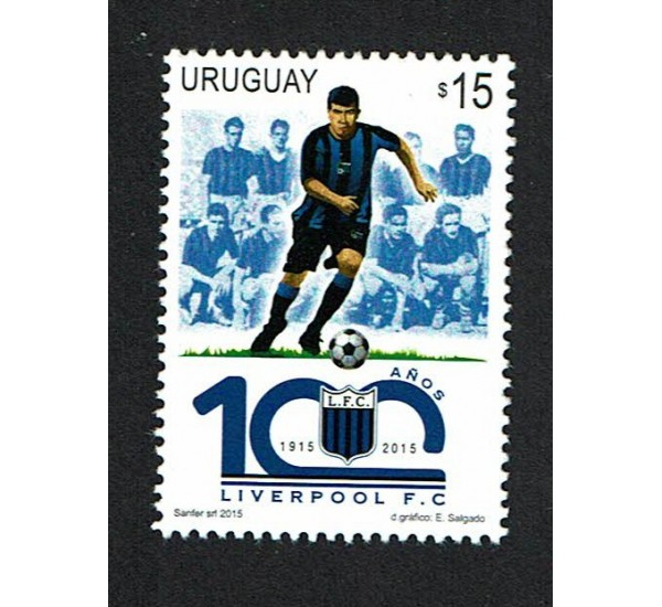 2015 Uruguay Calcio Liverpool Football Club