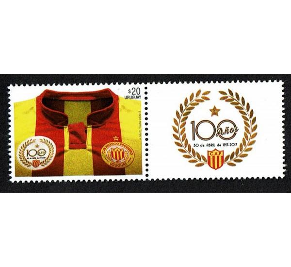 2017 Uruguay Calcio Club Atlético Progreso