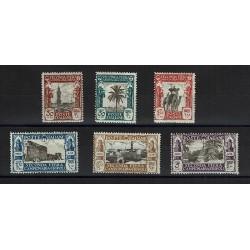 1928 Colonie Libia - 2° fiera di Tripoli MH/*