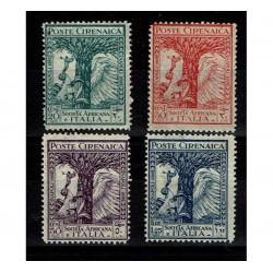1928 Colonie Cirenaica Pro Società Africana d'Italia MH/*