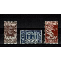 1922 Giuseppe Mazzini serie completa MLH/*