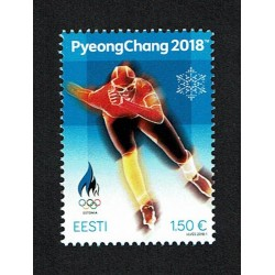 2018 Estonia Olimpiadi invernali di PyeongChang