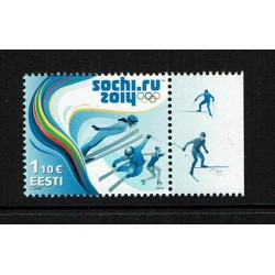 2014 Estonia Olimpiadi invernali di Sochi