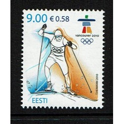2010 Estonia Olimpiadi invernali di Vancouver