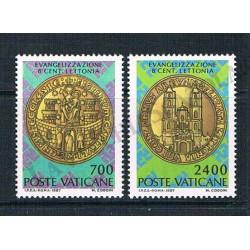 1987 - VIII centenario della evangelizzazione della Lettonia