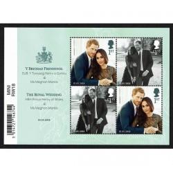 2018 Gran Bretagna Matrimonio Reale Henry & Megan