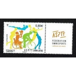 2018 Francia ASPTT Fédération Omnisports