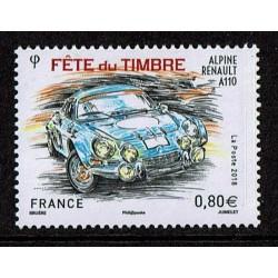 2018 Francia Festa del Francobollo - Rally