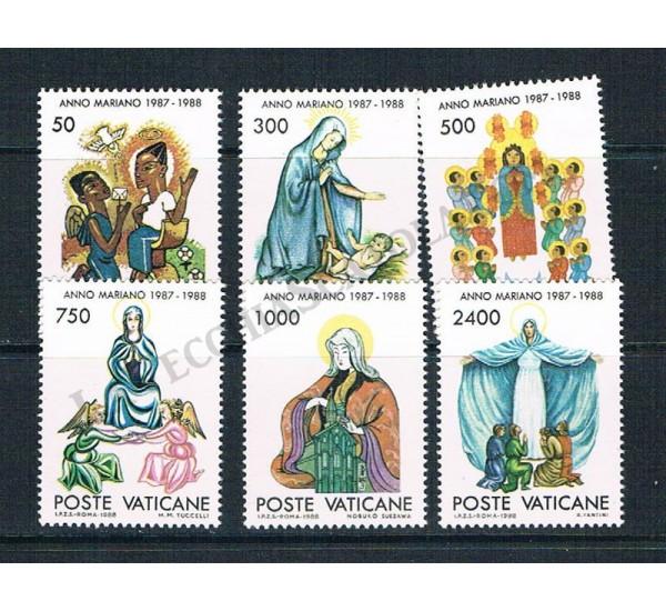 1988 - Anno Mariano 1987-88