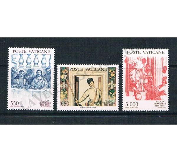 1988 - IV centenario della morte di Paolo Caliari, detto il Veronese