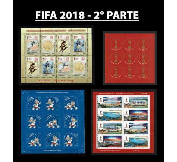 Russa Mondiali di Calcio FIFA 2018 - Raccolta 2° parte
