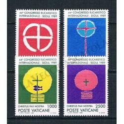 1989 - 44º congresso eucaristico internazionale