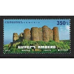 2017 Armenia serie Europa - I Castelli
