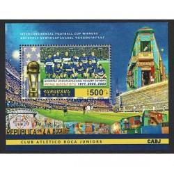 2016 Armenia Boca Juniors Coppa Intercontinentale