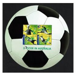 2006 Australia Mondiali Germania 2006 foglietto MNH/**
