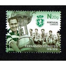 2018 Portogallo Fernando Petroteo MNH/**