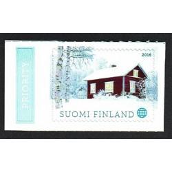 2016 Finlandia Tematica Natale MNH/**