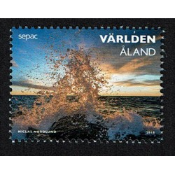 2018 Aland emissione SEPAC MNH/**