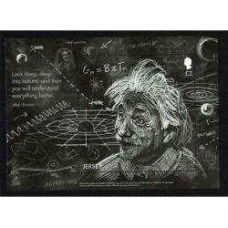 2016 Jersey teoria di Einstein foglietto MNH/**