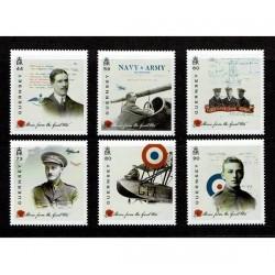 2017 Guensey Storie della I° Grande Guerra - WWI