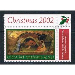 2002 - Natale - MNH/**