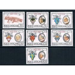 1979 - Costituzione del Vaticano - MNH/**