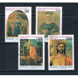 1992 - V centenario della morte di Piero della Francesca - MNH/**