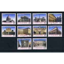 1993 - Tesori d'arte della Città del Vaticano - MNH/**