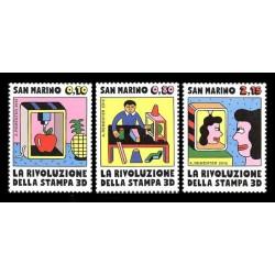 2015 San Marino rivoluzione stampa 3D