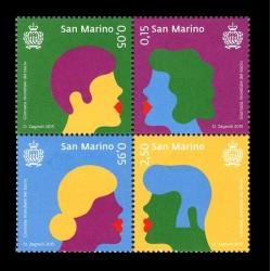 2015 San Marino Giornata mondiale del bacio