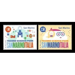 2015 San Marino Parco scientifico tecnologico