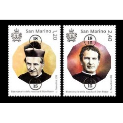 2015 San Marino nascita di don Bosco