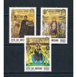 1994 - XIII congresso internazionale di archeologia cristiana - MNH/**