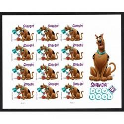 2018 USA Scooby-Doo minifoglio MNH/**