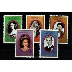 1987 St. Vincent 40° Royal Wedding Regina Elisabetta