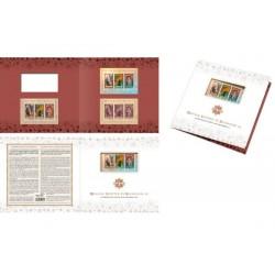 2018 Ungheria folder Santi e Beati edizione limitata