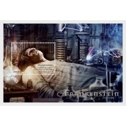 2018 Jersey Frankenstein foglietto lenticolare Unusual