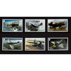 2018 Jersey RAF (Royal Air Force) serie MNH/**