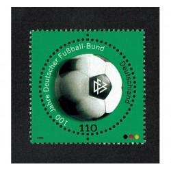 2000 Germania Federazione tedesca calcio MNH/**