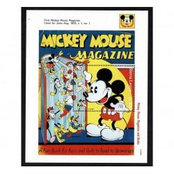 Sierra Leone Disney - Mickey Mouse Magazine