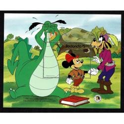 1985 Redonda Disney Mickey Mouse - Fratelli Grimm