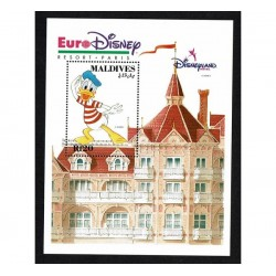 1992 Madive Disney Euro-Disney Resort France
