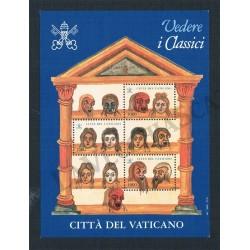 1997 - Vedere i classici Blocco Foglietto MNH/**
