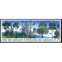 2011 Vaticano emissione Europa (Posteurope) MNH