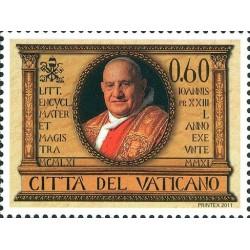 """2011 Vaticano enciclica """"Mater et Magistra"""" MNH"""